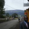 Image du Mont cameroun à Buéa - Arrière Plan