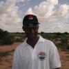 photo prise à Kouré: localité où se trouvent les dernieres girafes du Niger.